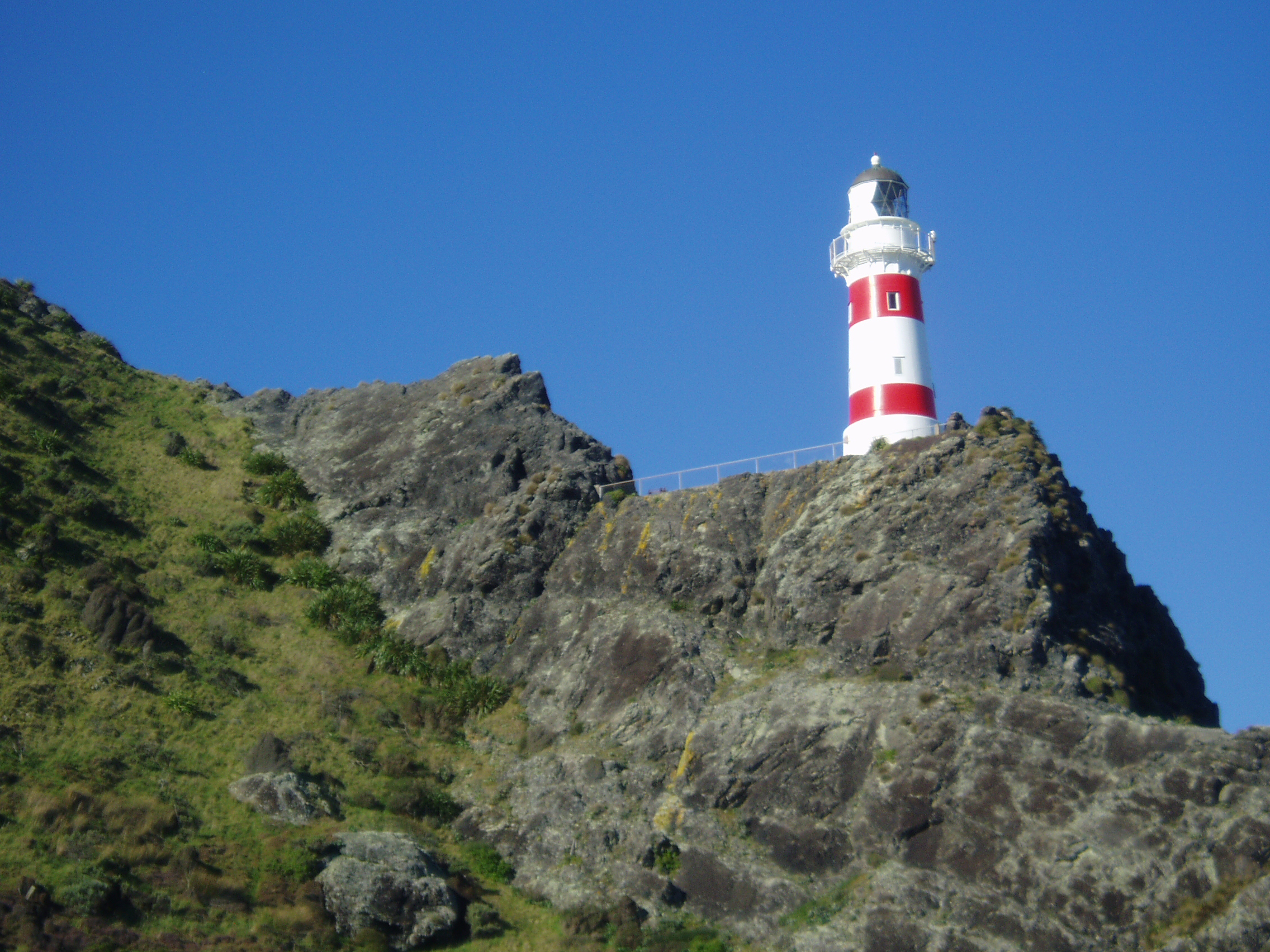 Cape Palliser Lighthouse Maritime Nz