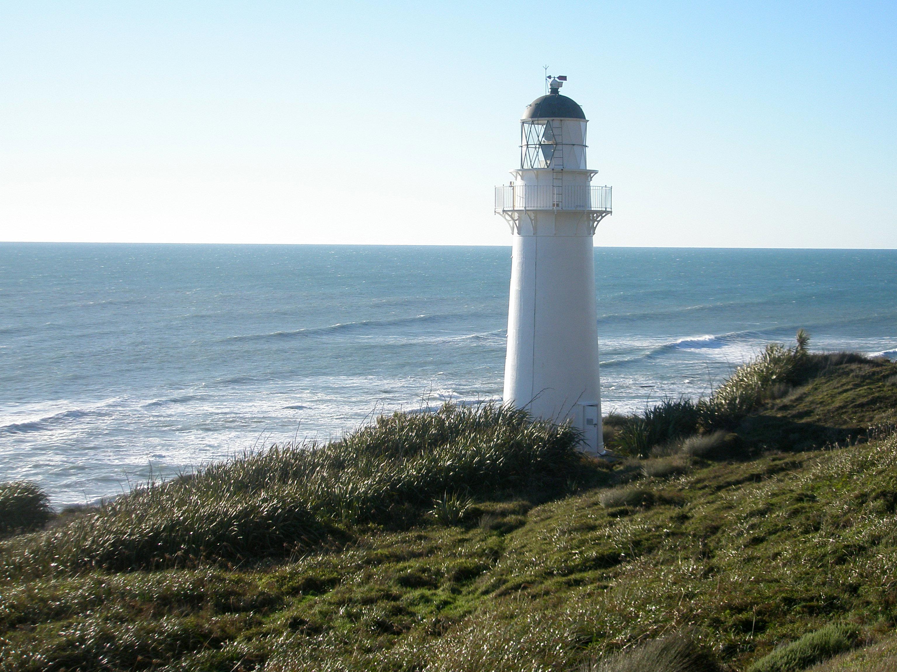 Kahurangi Point Lighthouse Maritime Nz