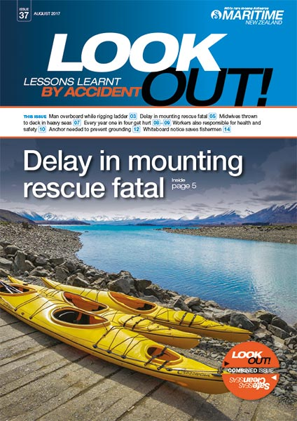 Lookout! Issue 37, August 2017