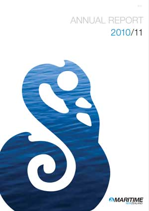 Maritime New Zealand Annual Report.