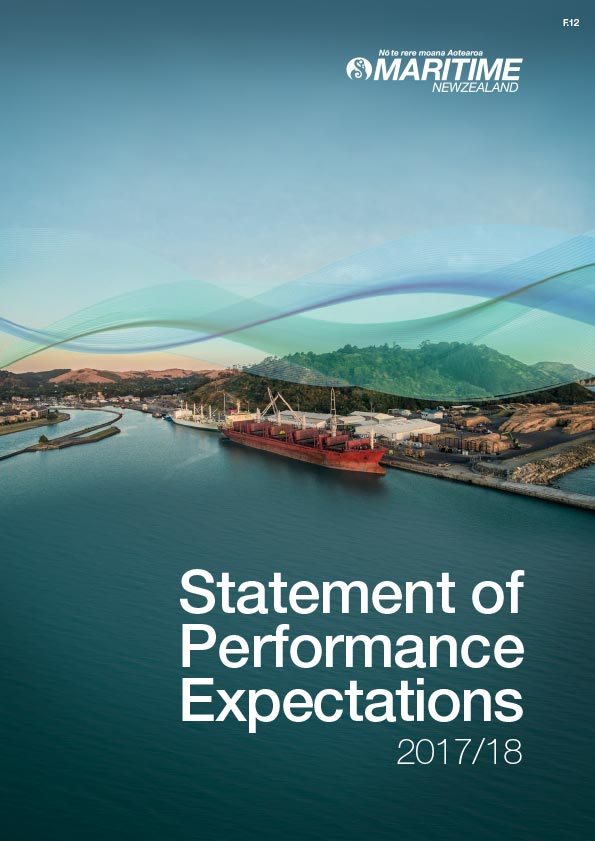 Read the latest Statement of Performance from Maritime New Zealand.
