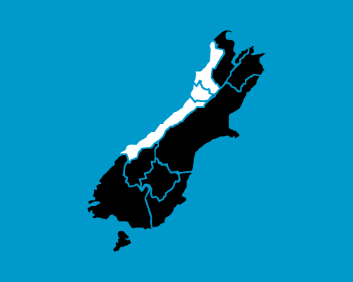 Boating bylaws for West Coast, New Zealand.